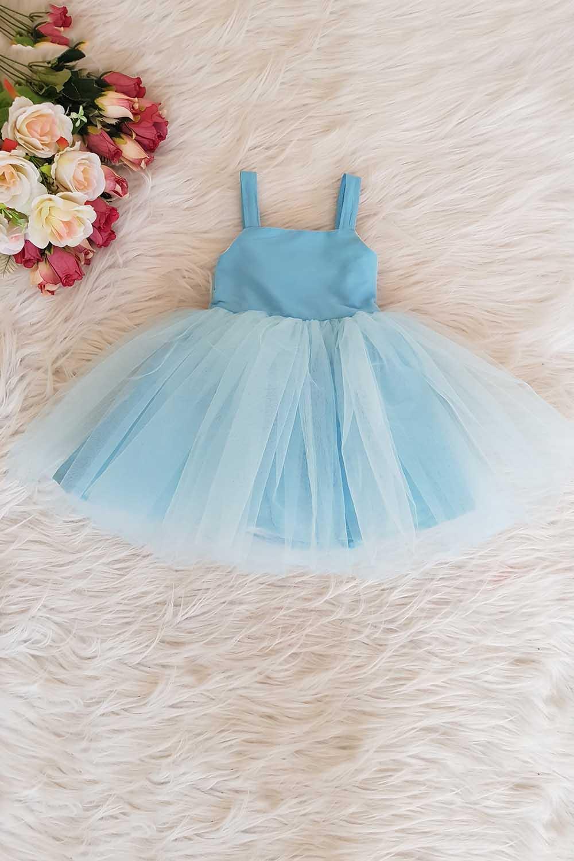 Baby Blue Fairy Tale Dress