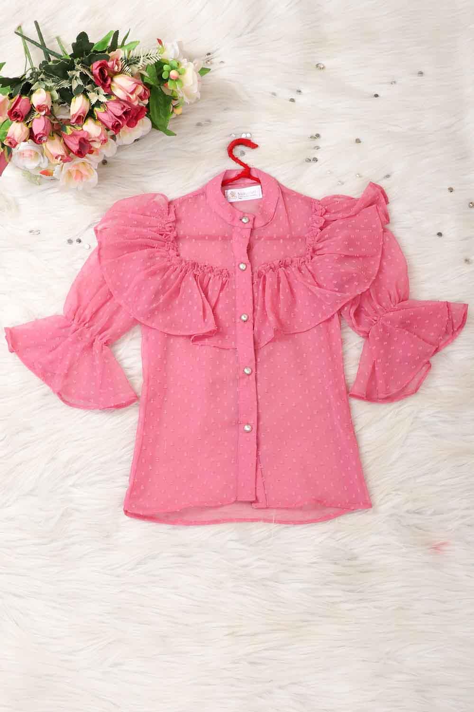 Blush Pink Top