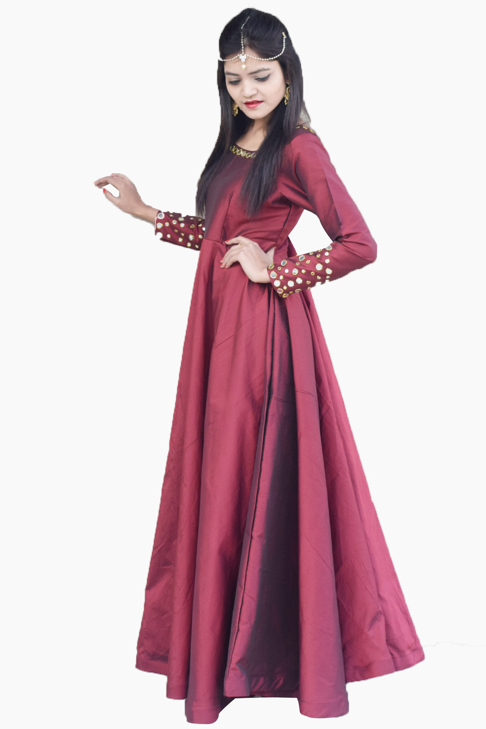 Chitra Evening Gown