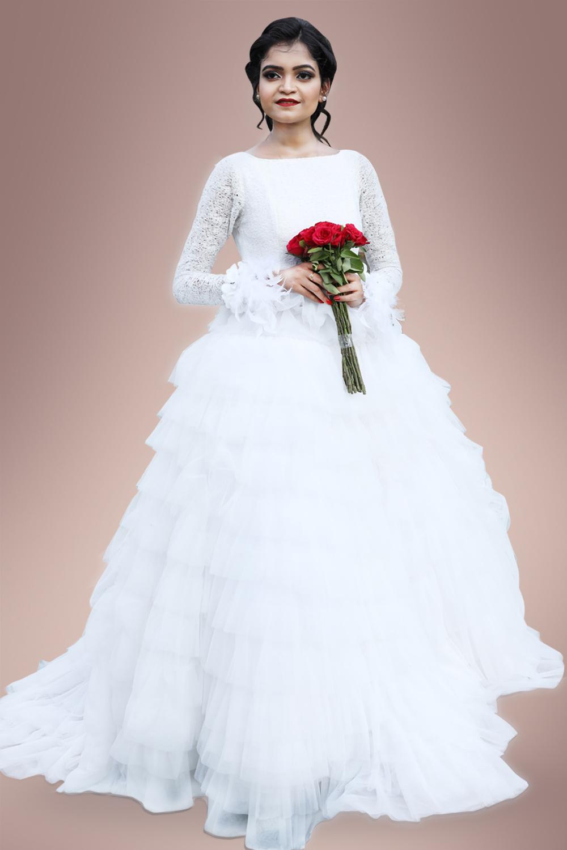 Christian Wedding Gown