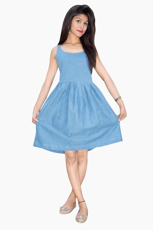 Denim Diva Dress