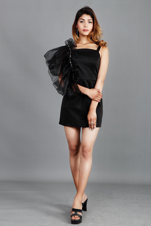 Designer Little Black Dress