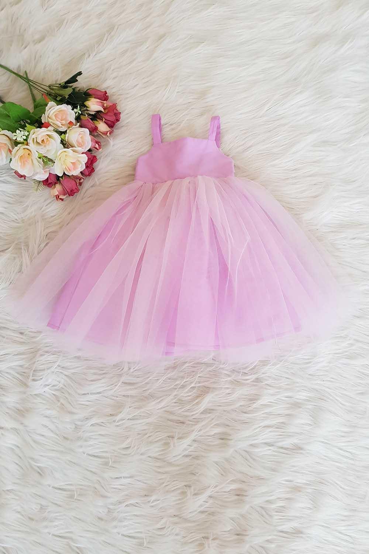 Lavender Fairy Tale Dress