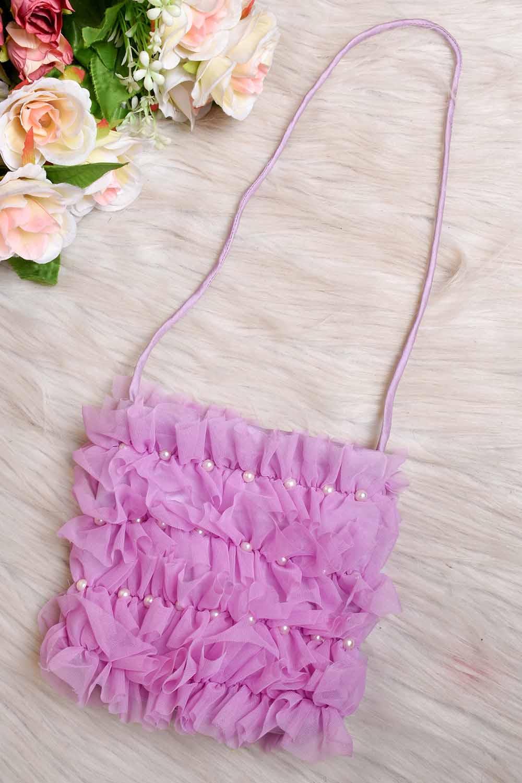 Lavender Kids Sling Bag