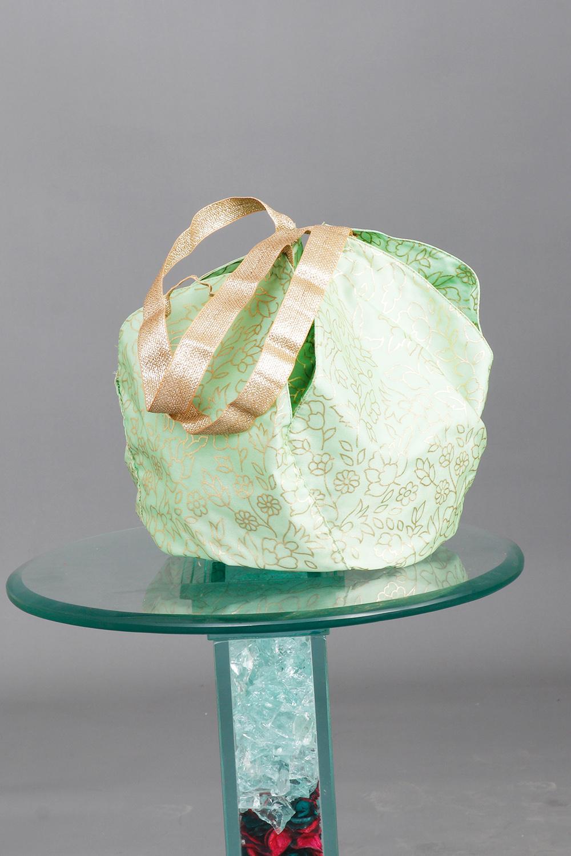 Lotus Potli Bag