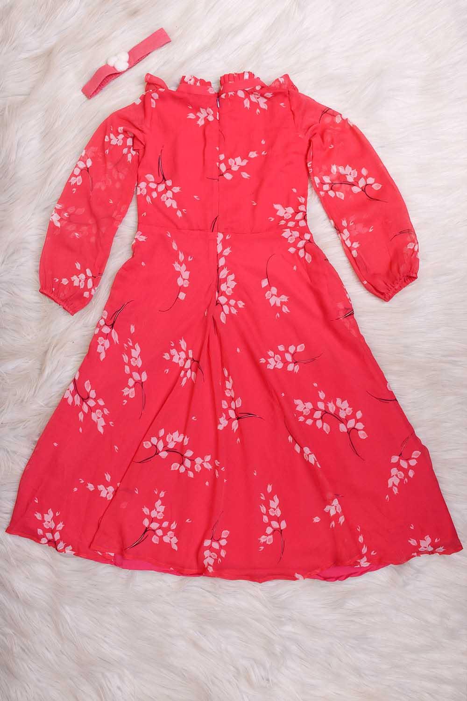 Pink Baby Maxi Dress