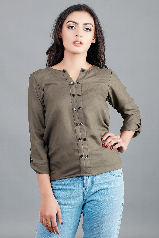 Stylish Cotton Top